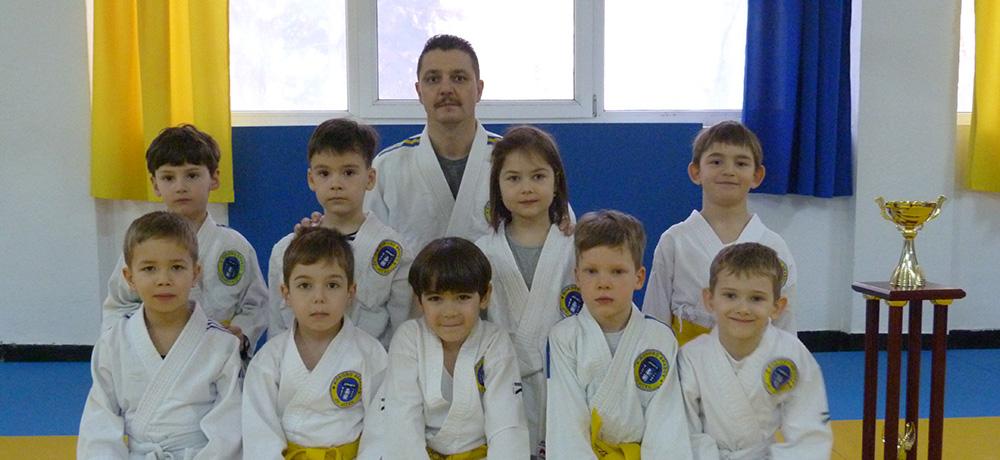 Gradinita de ju jitsu